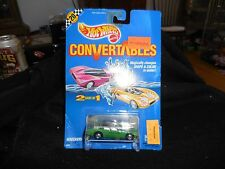 Hot Wheels 1990 Convertables Wreckers Fab Car Sealed on Card