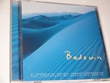 CDH BEDOUIN Musical Journey Footsteps of Jesus (2000 Audio X) Religious