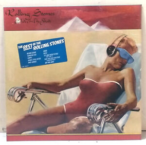 The Rolling Stones -  Made in the Shade - HYPE STICKER - FACTORY SEALED