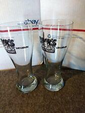 "Dick's Last Resort Big Ass Beer 🍺 Beer Glass Gatlinburg  9"" Tall 24 oz"