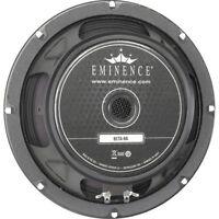 "Authentic Eminence Beta-8A 8"" 225 Watt RMS 8 Ohm Mid-Bass Speaker"