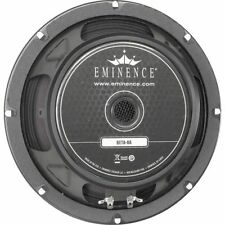 "Eminence Beta-8A 8"" 225 Watt RMS 8 Ohm Mid-Bass Speaker"