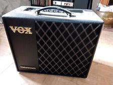 VOX Valvetronix VT40X 40 vatios amplificador de modelado de guitarra con Entrada Válvula + Class D