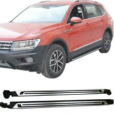 Side Step For Volkswagen VW Tiguan L LWB 2017 Running Board Nerf Bar Carrier
