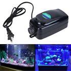 Adjustable pump air compressor aquarium fish accessories Super Aquarium Air Pump