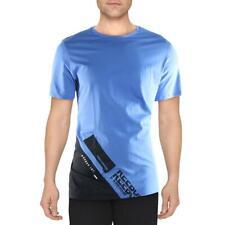 Reebok Mens Archive Evolution Fitness Entrenamiento T-Shirt Atlético BHFO 2450