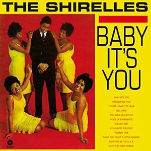 The Shirelles - Baby It's You LP Vinyl Wax Time Records