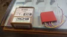 RICKS RECTIFIER / REGULATOR 10-552 ATV Polaris  re10552