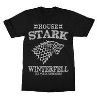 House Stark Game Of Thrones T-Shirt