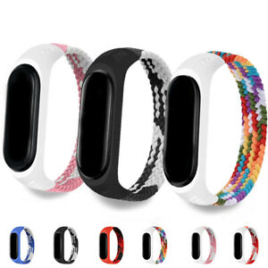 Fits for Xiaomi Mi Band 3/4/5/6 Bracelet Watch Band Wrist Band Strap Replacement