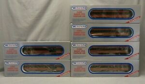 "Williams O Scale Great Northern ""Empire Builder"" Classic Madison Style Pass Cars"