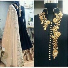 Indian Navratri & Diwali Costume Designer Saree Party Wear Women Lehenga Choli