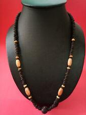 Necklace Coconut Shell Beads Hanging Thai Buddha Amulet