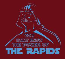 Darth Vader Colorado Rapids shirt Star Wars MLS Soccer Football Rapids96 Elevate