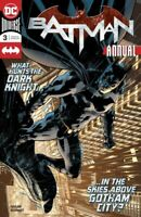 BATMAN #3 ANNUAL DC COMICS NM