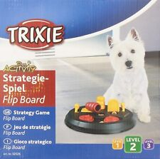 Pet Dog Toy Activity Flip Board Training Strategy Game Puppys Activity Toy Snack