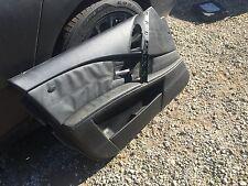 BMW E60 E61 530d 525d 535d 520i 545 550 530 door panel leather + airbag front L