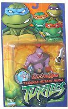 """Teenage Mutant Ninja Turtles 5"""" Battle Nexus Butterfly Swords Warrior New 2004"""