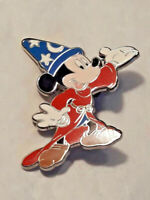 Disney Pin 41784 Mickey Mouse Booster Collection Pin ~ Sorcerer ~ Ships FREE