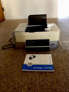 Dell All-In-One Printer 948. Performs printing, scanning, faxing operations