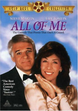 All of Me 0031398700135 With Steve Martin DVD Region 1