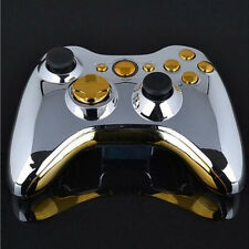 XBox 360 Game Joystick Handle game handle shell plastic game accessories Silver