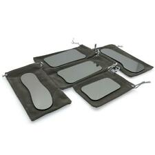 5* Dental Intraoral Orthodontic Photographic Glass Mirror 2-sided Rhodium Q7G6