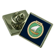 Royal Navy Uk Mcc Sterling Lapel Pin Badge