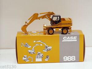 Case Poclain 988 Wheel Excavator - 1/50 - Conrad #2899 - MIB