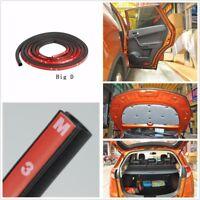 4M Car Seal Strip Flexibility Waterproof Door EPDM Rubber Frame Window Adhesive