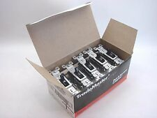 P&S TradeMaster 663-Bkg Black 3-Way Switches 15A 120V New Box Of 10 b225