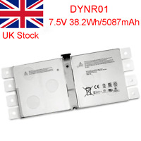 "38.2Wh DYNR01 Battery for Microsoft Surface Pro 4 1724 12.3"" Tablet G3HTA027H UK"