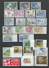 Monaco MNH collection, 55 stamps , 2 Miniature Sheets