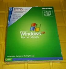 Microsoft Windows XP Home Edition w/ SP2 Complete Or Upgrade Authentic