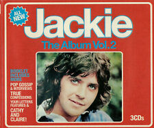 Various Artists - Jackie (3CD)  The Album Vol.2 -Free UK Delivery! New & Sealed