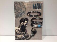 Display Expositor Plaque - PLATADEPALO - MAN Collection - 29,5 cm x 21 cm