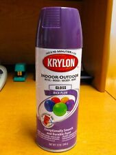 Krylov Indoor/Outdoor Spray Paint Rich Plum New Old Stock