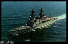 USS ARTHUR W RADFORD DD 968 DD 968 License Plate U S Navy USN P01