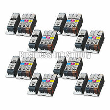 100++ PACK PGI-220 CLI-221 Ink Tank for Canon Printer Pixma iP3600 iP4600 NEW