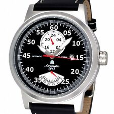 German Legende RETRO PILOT 24H+Powerreserve Automatic Aeromatic 1912 A1358