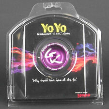 YOYO Aluminium GK 50mm Metal Core Purple by Grannykool V1 SALE   Free Postage