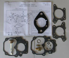 CARBURETTOR CARBY KIT CARTER BBS SUIT VALIANT RV1 SV1 AP6 VC 6Cyl 225c.i.