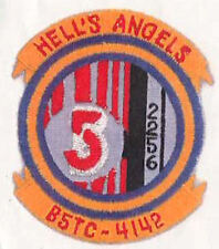 B5  Babylon 5 Hell's Angels Embroidered Squadron Patch