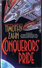 Conquerors' Pride by Timothy Zahn (1994, Paperback, Bantam)