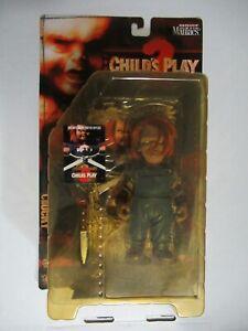 McFarlane Toys Movie Maniacs Child's Play 2 Chucky Figure
