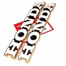 HONDA CB 500 Four k2 Emblema Serbatoio Serbatoio emblema Set L/R FUEL TANK BADGE EMBLEMA KIT