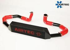 AIRTEC Vauxhall Corsa D 1.4 turbo Uprated Front Mount Intercooler BLACK
