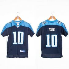 KIDS BOYS YOUTHS NFL JERSEY TENNESSEE TITANS AMERICAN FOOTBALL SHIRT 10 YEARS
