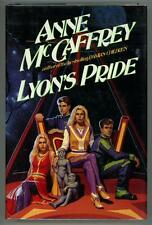 Lyon's Pride by Anne McCaffrey (Signed, First Edition)- High Grade