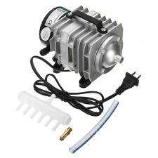 45W 220V 70L/Min Portable Electromagnetic Air Compressor Air Pump For Aquarium
